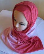 Cotton Two-tone Headscarf