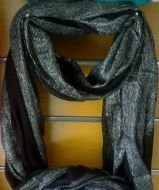 Printed Infinity Scarf
