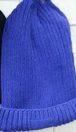 Blue Winter Beanie Hat