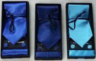 Plain Box Tie Sets